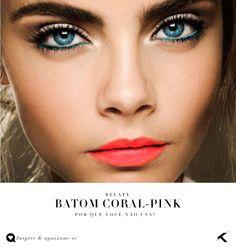 Batom Coral-pink.