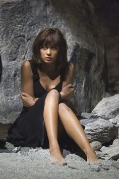 Olga Kurylenko Olga in Quantum of Solace