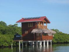 Location vacances maison Bocas del Toro