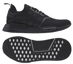 84e84ad16 Triple Black Adidas NMD Japan Pack Tênis Adidas