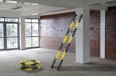 A ladder to make neighbors jealous