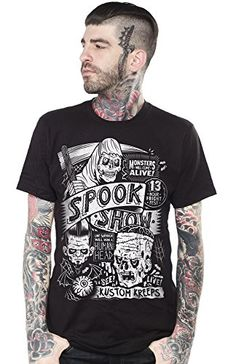 Kustom Kreeps Spookshow T-Shirt L Kustom Kreeps http://www.amazon.com/dp/B00NHWA8PU/ref=cm_sw_r_pi_dp_4H0pvb11060PN