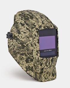 Miller Digital Elite™ Series Welding Helmet in Digital ACU.  Merry Christmas to me?