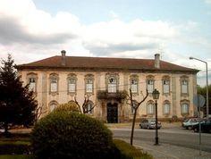 Palácio ou Casa dos Condes de Anadia, Mangualde.