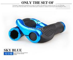 These are the exact outdoor bike handlebar grip, touring bicycle handlebars and riser handlebars you are looking for. xoxoset provides gorgeous and good cool road bicycle handle grip mountain bike handle grip honeycomb design with bar end 20pairs ems here for a good saving. Enjoy the free delivery.