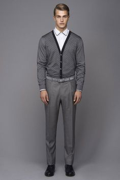 Brioni | Spring 2014 Menswear Collection | Style.com