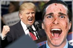 """Donald Trump, """"American Psycho"""" muse: How the """"Art of the Deal"""" elitist became a poor man's Patrick Bateman —and now he's a real threat"""
