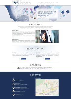 APS Campania: Web Designer