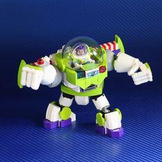 LEGO Buzz robot
