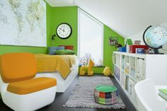Kreativt barnrum