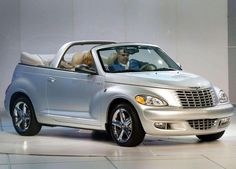 Chrysler Bids Farewell to Iconic PT Cruiser, Last Model Rolls Off Assembly Line in Mexico Chrysler Pt Cruiser, Chrysler Cars, Pick Up, Plymouth, Pt Cruiser Accessories, Dodge Viper, Mopar, Cars Motorcycles, Touring