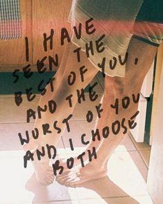 I choose both