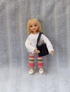 Ooak, Miniature, Handmade, Teenager girl Doll, Sculpt, Dollhouse 1:12th in Dolls & Bears, Dolls' Miniatures & Houses, Hand-Made Items   eBay!