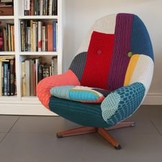 NEOVIA HOUSE: Knitted Interior Products