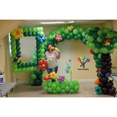 WOW! July 25, 2015 in Deerfield Beach - FloridaUsart Balloon Decorating ClassesLooking for a few classes to decorate your own family parties