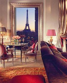 Apartamento parisiense.
