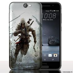 Coque A9 HTC ONE Assassin's Creed Run. #AssassinCreed #A9 #HTC #Coque