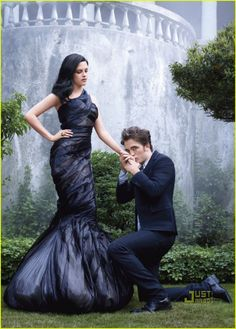 Twilight Series Photo: Robert Pattinson and Kristen Stewart - Harper's Bazaar Cover HQ Die Twilight Saga, Twilight Edward, Twilight Series, Twilight Movie, Twilight Saga Quotes, Twilight Cast, Kristen Stewart, Christine Stewart, Kristen And Robert