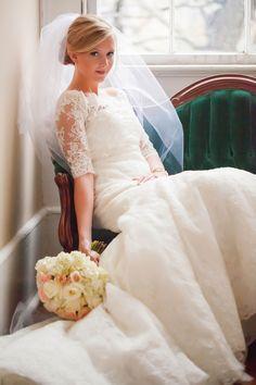 Classic Bridal Portraits   Casey Hendrickson Photography