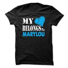 My Heart Belongs To MARYLOU Cool Shirt !!! - #hoodie pattern #adidas sweatshirt. PURCHASE NOW => https://www.sunfrog.com/LifeStyle/My-Heart-Belongs-To-MARYLOU-Cool-Shirt-.html?68278