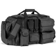 Operations Duffle Bag - Black
