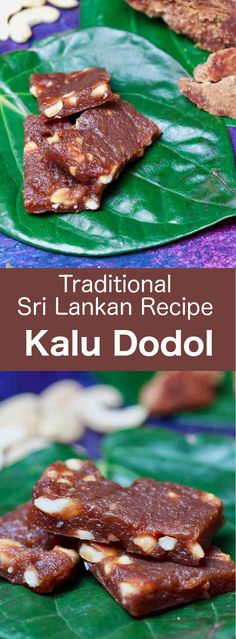 25 best 196 sri lanka recipes images on pinterest kalu dodol is a dark almost gel like candy made from jaggery coconut milk and rice flour which is said to have been brought to sri lanka by immigrants forumfinder Images