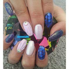 Instagram media deeceenails - #gel #gelnails #gelnailart #nail #nails #nailart #nailitdaily #naillovers #mermaid #mermaidnails #purplenails #pastelnails #cutenails #dopenails #summernails #springnails #coffinnails #ballerinanails #cndadditives #longnails #nailtech #sparkles #sparklenails #glitter #glitternails #pigments