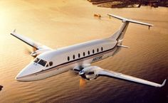 Beechcraft King Air 1900 - LUXURY FLY #privatejet #luxury #travel #sky #luxe #jetprive #voyage