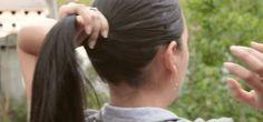 Chopsticks Hair