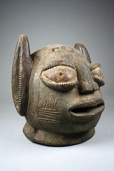 Yoruba Helmet mask - Nigeria
