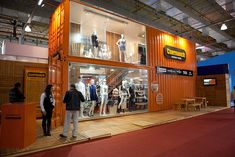 Shipping Container Retail Store