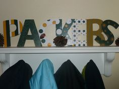 Green Bay Packer Decor by CocosCre8tions on Etsy