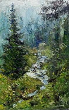 Landscapes - Sergey Gusev Artist