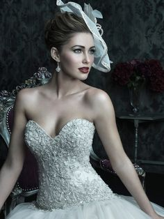 Allure Gowns Style C222
