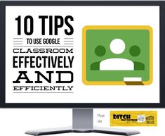 Google Classroom can be even more powerful with a few tips and strategies to make it efficient and effective.