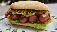 O melhor Sanduíche de Linguiça do Mundo – Oba Gastronomia