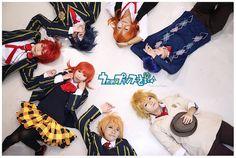 uta no prince sama cosplay | Uta no Prince sama : Maji L VE 1000% | Flickr - Photo Sharing!