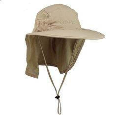 Lenikis Unisex Outdoor Activities UV Protecting Sun Hats 1026C3 Khaki. Read more description on the website.
