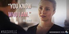 Aw!! RT if you love the relationship between Glenn & Juliette! #Nashville pic.twitter.com/yRRBlzXZOQ