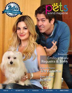 Ya en distribución de nuestra edición de 2do Aniversario con Emilio Regueira Pérez, Maru Regueira y #Toby en portada.  Pronto en tu veterinaria o pet shop favorito.  #PetsWorldMagazine #RevistaDeMascotas #Panama #Mascotas #MascotasPanama #MascotasPty #PetsMagazine #MascotasAdorables #Perros #PerrosPty #PerrosPanama #Pets #PetsLovers #Dogs #DogLovers #DogOfTheDay #PicOfTheDay #Cute #SuperTiernos