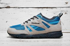 Reebok has been stacking the shelves with a solid resurgence of the Ventilator, and now Team RBK is expanding the line from the streets to the trails, unveiling the Ventilator EXP, or 'Explorer' model. The …