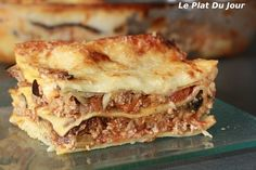 Lasagna, Pasta, Meals, Ethnic Recipes, Kitchen, Food, Meal Ideas, Kitchens, Drinks