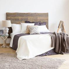 Cotton checked bedspread - Bedspreads - Bedroom  b64892a38fd56