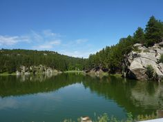Welcome to the Black Hills National Forest.
