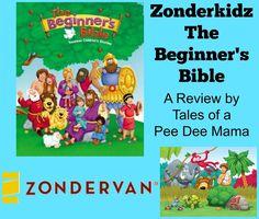 Zonderkidz The Beginner's Bible Review