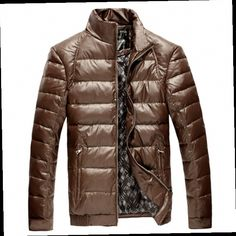 53.90$  Buy here - http://aliiv9.worldwells.pw/go.php?t=1968627910 - free shipping 2014 new winter men down & parkas skiing jackets outdoor sports solid stand fashion white duck down Warm boys