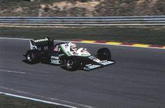 1985 Philippe Alliot - RAM 03/Hart