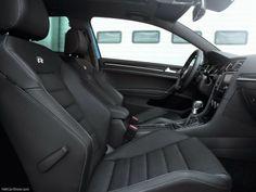 carro Volkswagen  VW Golf R 2014 - Interior
