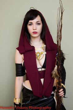 Morrigan Cosplay submitted by Peche Cosplay