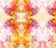 Blast of Colors fabric by rosiebrown on Spoonflower - custom fabric